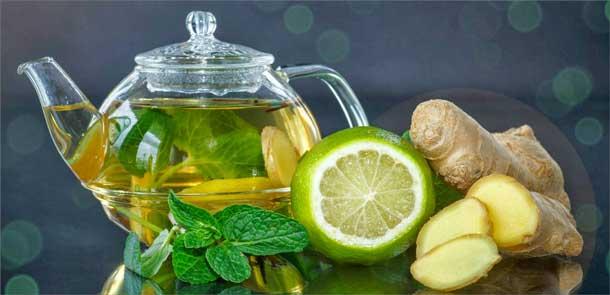Напитки с имбирем для здоровья и похудения