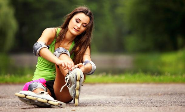 Как похудеть в ляжках в домашних условиях?