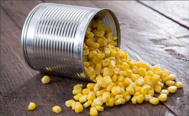 Блюда из консервированной кукурузы для стройной фигуры