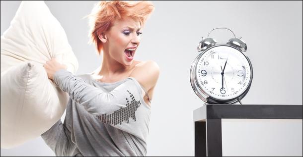 Как научиться просыпаться рано утром?
