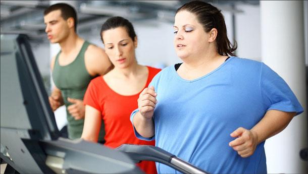 Как заниматься на беговой дорожке для быстрого похудения?