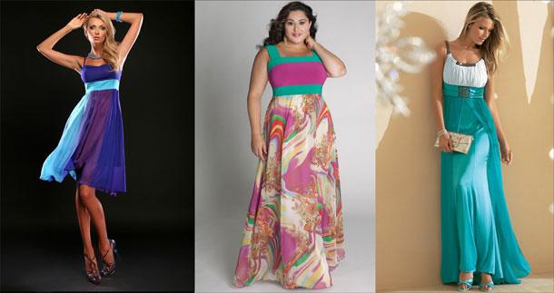 Как выбрать и с чем носить летние сарафаны из шифона?