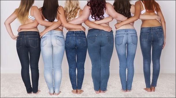 1f1dfcea964 Какие джинсы подойдут девушкам с широкими бедрами