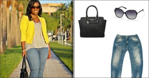 Какие джинсы лучше всего подойдут девушкам с широкими бедрами, и с чем их носить?