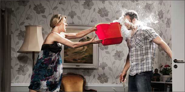 Советы психолога: что делать, если раздражает муж?