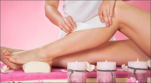 Как удалить воск с кожи после депиляции, чтобы кожа стала как у младенца?