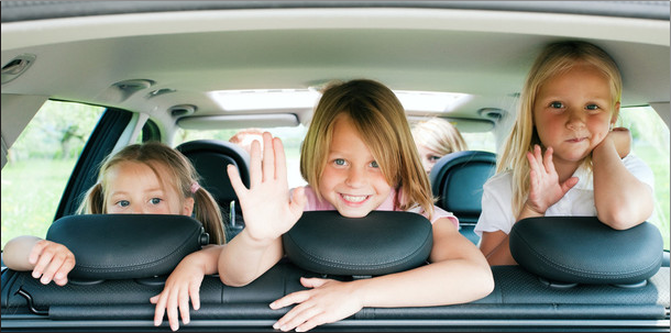 Что делать, если сильно укачивает в машине во время поездки?