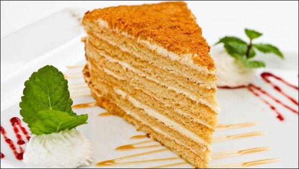 Делюсь простыми рецептами бисквитных коржей для торта