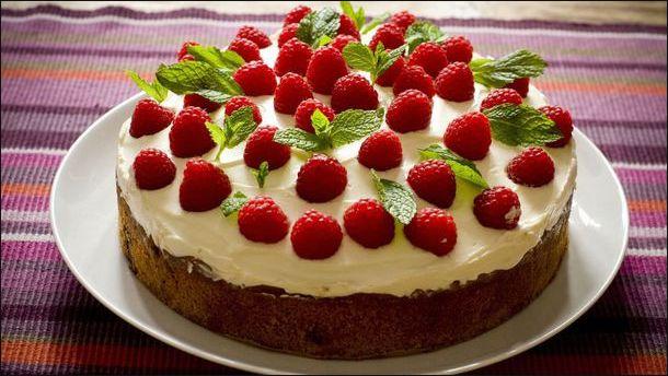 самые простые рецепты коржей для торта