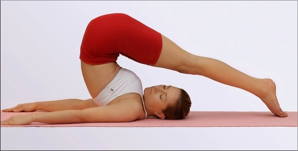 Йога на женские болезни