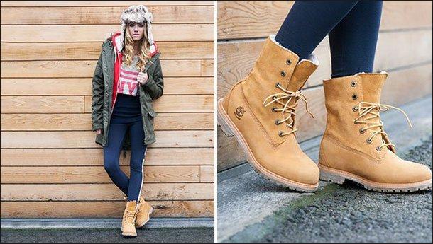 С чем лучше носить коричневые женские ботинки в 2019: советы дизайнеров + 35 фото лучших сочетаний