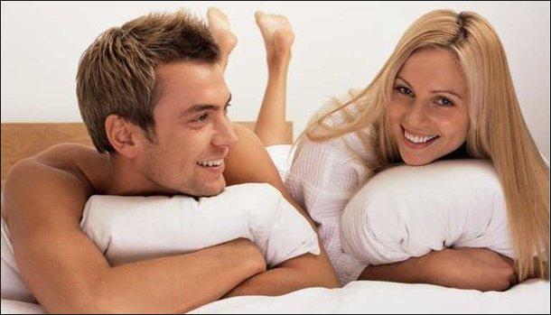 Освежить сексуальные отношения с мужем