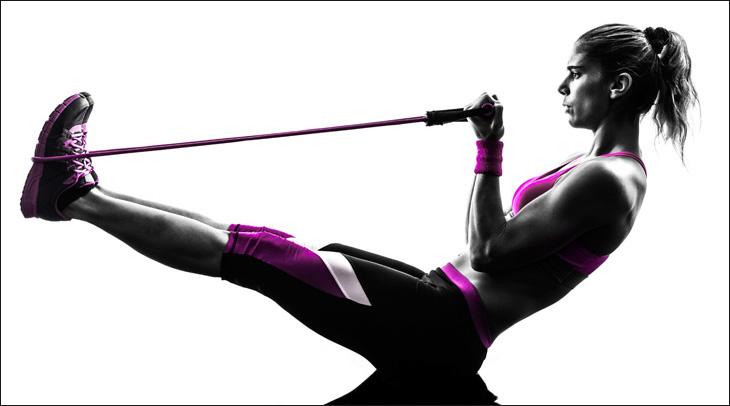 Комплекс физических упражнений пружинный эспандер для ног. Основные упражнения с эспандером для мужчин. Занятия с эспандером лыжника.