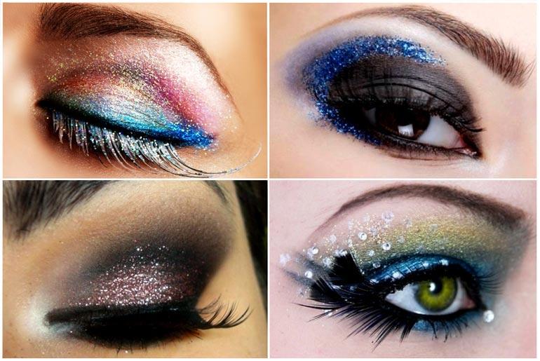 5 лучших теней с глиттером и секреты их использования в макияже для глаз