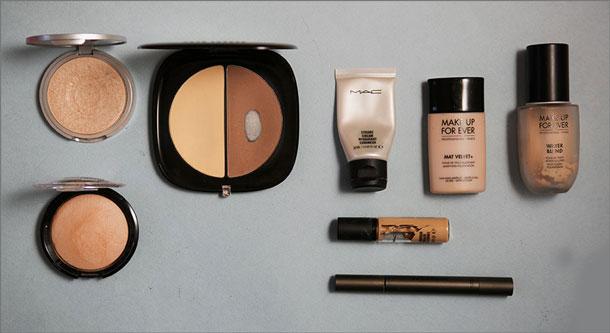 Топ 4 совета как выбрать идеальный хайлайтер по цвету кожи