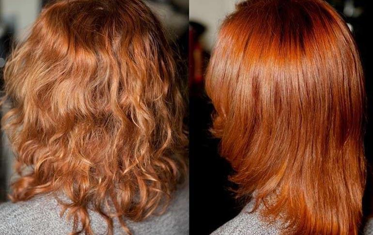 Как получить огненно-рыжий цвет волос: подойдет ли хна или только химические краски?