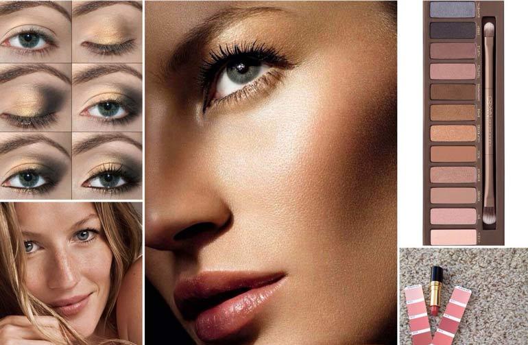 """5 шагов к созданию красивого образа для людей с цветотипом """"Мягкая осень"""""""