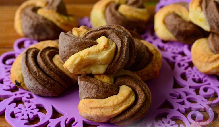 Топ-5 лучших рецептов домашнего песочного печенья на сливочном масле