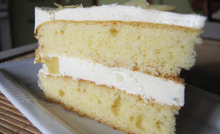 Топ-6 самых удачных рецептов сметанного крема с желатином для бисквитных тортов