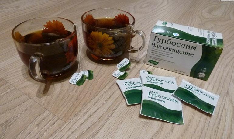 """Работает ли чай """"Турбослим"""" на самом деле: состав, инструкция и отзывы попробовавших"""