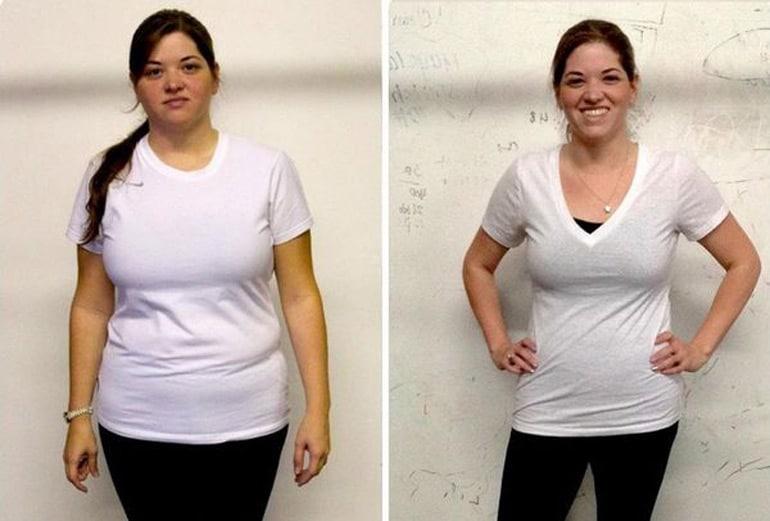 Реально помогите похудеть