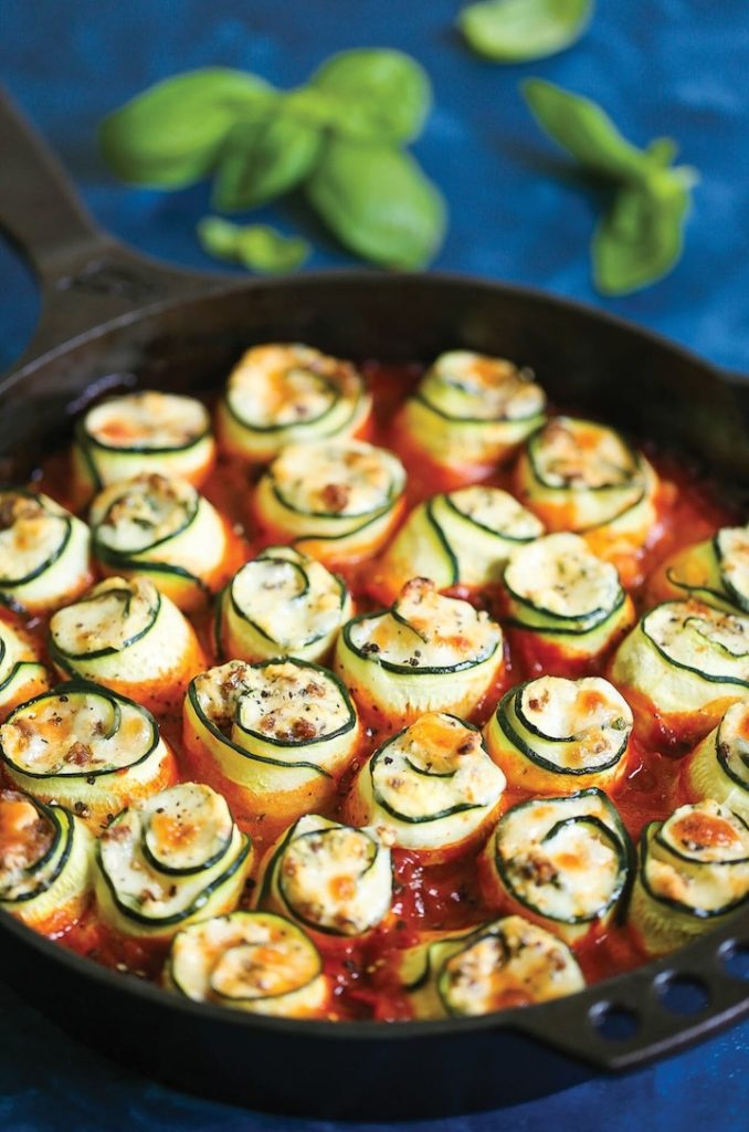 Что приготовить из кабачков? Доступные и вкусные рецепты