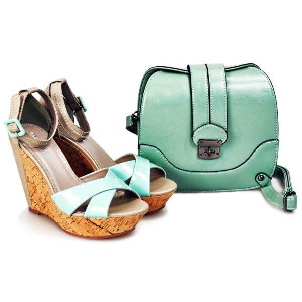 гардероб босоножки и сумка